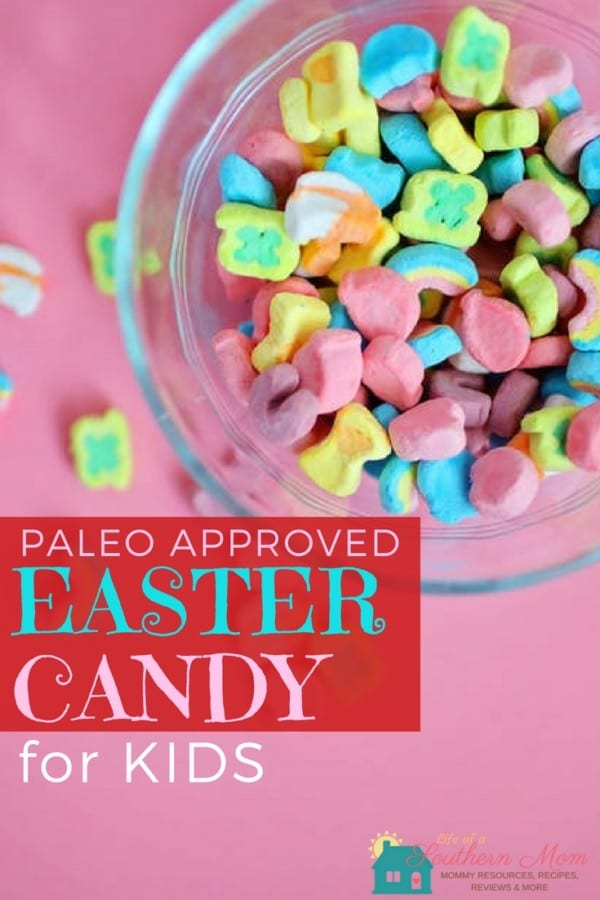 Paleo Approved Easter Candy for Kids